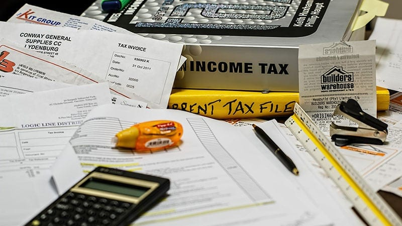 Income tax changes from 6 April 2018