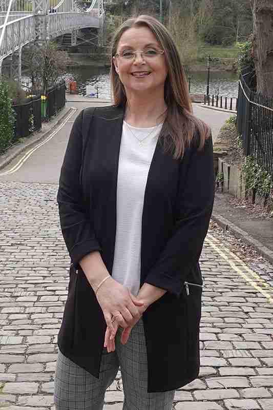 Clare Ferguson